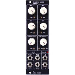 ADDAC 703 - Discrete Mixer
