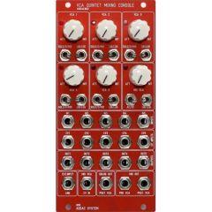 ADDAC 802 - VCA Quintet Mixing Console