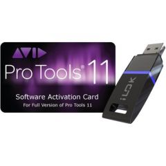 AVID Pro Tools LE Crossgrade Activation Card