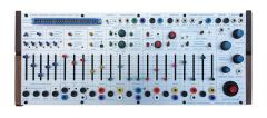 Buchla EASEL COMMAND 208C + powered desktop case with MIDI (DIN+USB-B) and 1v/o CV)