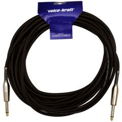 Voice-Kraft GC-011-9M 6,3 Jack - 6,3 Jack cable, 9m
