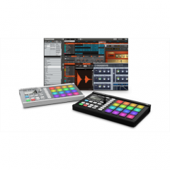 Native Instruments - Maschine Mikro MKII (fekete)