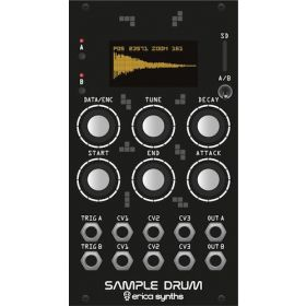 Erica Synths - Sample Drum