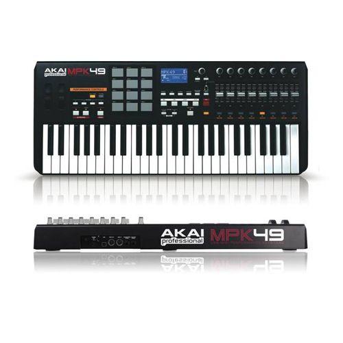 Akai MPK49 MIDI Keyboard