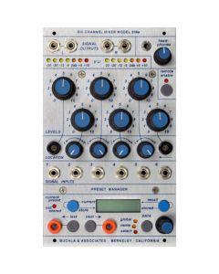 Buchla - 206e Mixer - Preset Manager