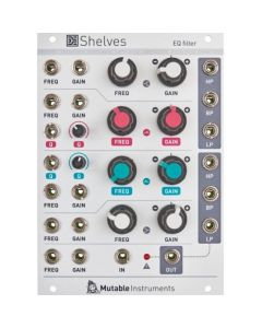Mutable Instruments - Shelves 2015