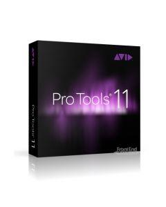 AVID Pro Tools 11 (w/DVDs)