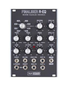 AJH Synth - Finaliser R-EQ (Black)