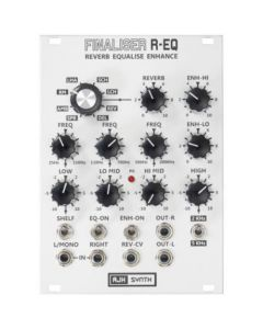 AJH Synth - Finaliser R-EQ (Silver)