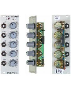 Doepfer A-138b Mixer logarithm.