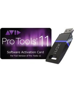 AVID Pro Tools Activation Card
