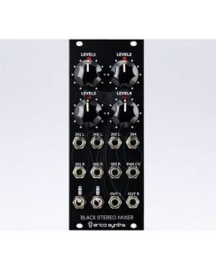 Erica Synths - Black Stereo Mixer V2