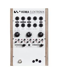 KOMA Elektronik - FT201 Analog Filter / 10 Step Sequencer