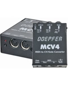 Doepfer MCV4 MIDI-to-CV Interface