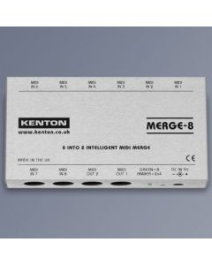 Kenton - MIDI Merge 8