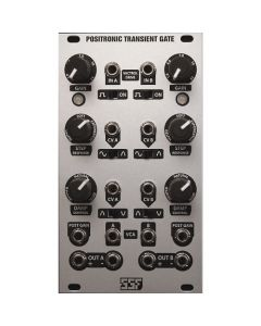 Steady State Fate - Positronic Transient Gate