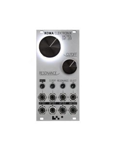 KOMA Elektronik - SVF-201 Analogue Vactrol State Variable Filter