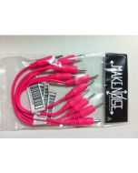 Make Noise - Hot Pink Patch Cables (5pack)