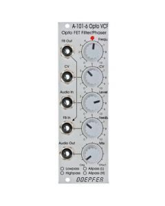 Doepfer A-101-6 Six Stage Opto FET VCF