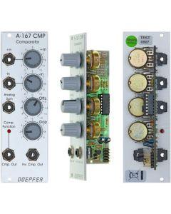 Doepfer A-167 Analog Comparator