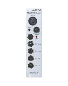 Doepfer A-190-2 Low Cost MIDI-to-CV/Gate Interface