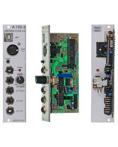 Doepfer A-190-3 USB/MIDI-to-CV/Gate Interface