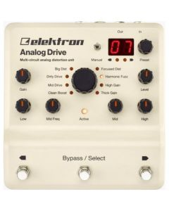 Elektron - Analog Drive