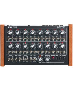 Doepfer Dark Time Analog Sequencer red LEDs