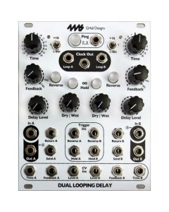 4ms Pedals - Dual Looping Delay