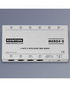 Kenton - MIDI Merge 8